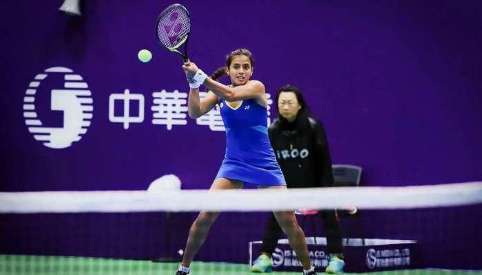 आशियाई स्पर्धा 2018: टेनिसपटू अंकिता रैनाची सेमीफायनलमध्ये धडक