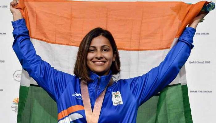 'एशियन गेम्स'मध्ये हिना सिद्धूला कान्स्य... भारताला १० वं पदक