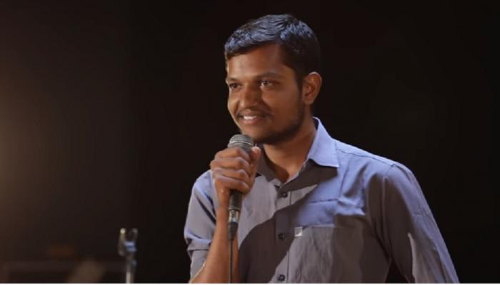 व्हिडिओ : पाणीप्रश्नावर मराठवाड्याच्या भावड्याची 'बिल्याट' स्टॅन्ड अप कॉमेडी