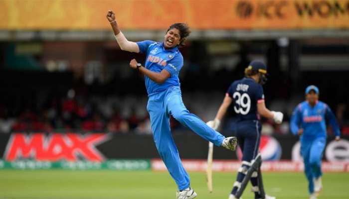 झुलन गोस्वामीची आंतरराष्ट्रीय टी-२० क्रिकेटमधून निवृत्ती