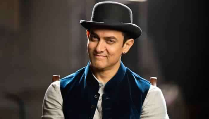 Viral Pic : आमिर खानने राखीची परंपरा तोडली