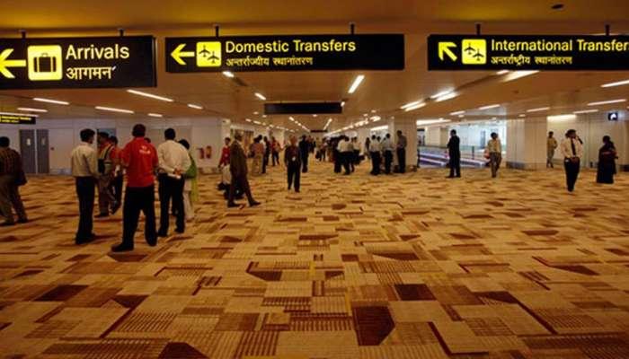 पॉवर बॅंकचा स्फोट, इंदिरा गांधी आंतरराष्ट्रीय विमानतळावर धावपळ