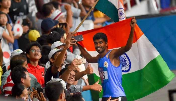 आशियाई स्पर्धा २०१८: भारताच्या जॉनसनला सुवर्ण पदक