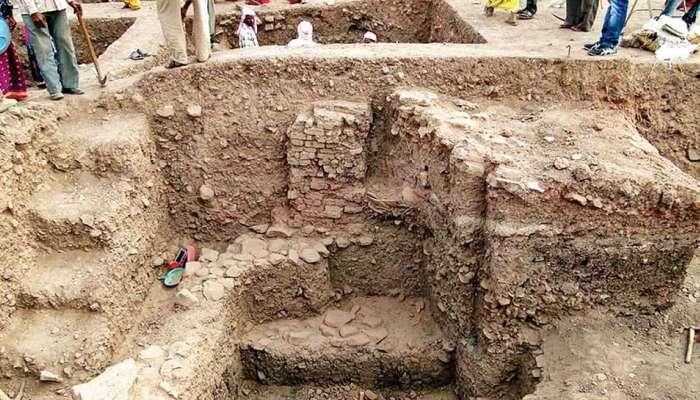 उस्मानाबादच्या तेरमध्ये सापडली २ हजार वर्ष जुनी तांदुळ-मूग डाळीची खिचडी