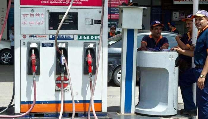 पेट्रोल - डिझेलच्या किंमतीत पुन्हा वाढ