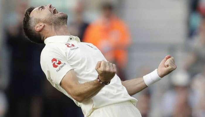 जेम्स अंडरसनचा विक्रम, टेस्टमध्ये सर्वाधिक विकेट घेणारा फास्ट बॉलर