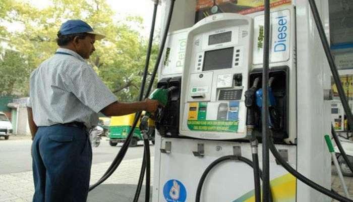 पेट्रोल - डिझेलच्या किंमतीत वाढ, रचला नवा रेकॉर्ड