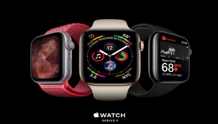 अॅपलचा 30 सेकंदात ईसीजी दाखवणारा स्मार्टवॉच लाँच