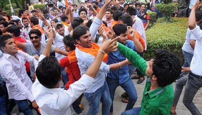 दिल्ली विद्यापीठात अभाविपच्या उमेदवारांचा विजय