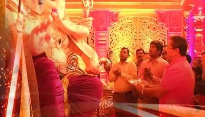 Sukhkarta Deva Tuzya Dari Aalo With Actor Gauri Nalawade