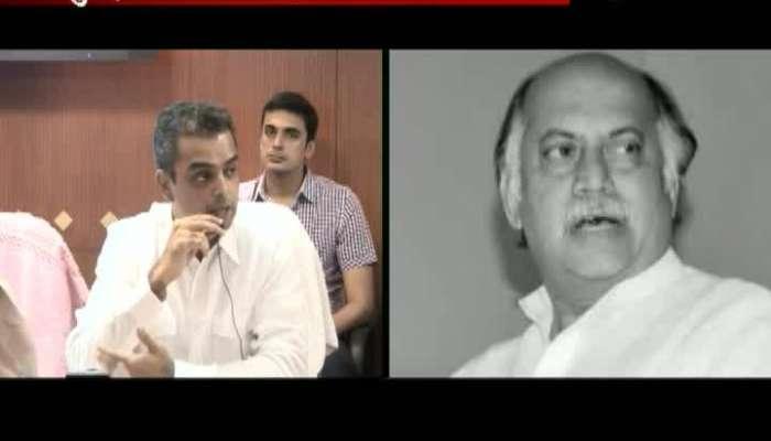 Mumbai Senior Congress Demands Removal Of Sanjay Nirupam As Party Chief