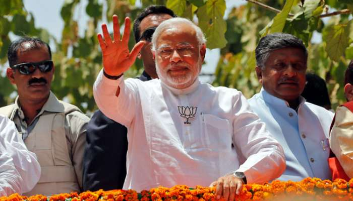 पंतप्रधान नरेंद्र मोदींचा ६८ वा वाढदिवस, ६०० कोटींच्या विकास कामांचा शुभारंभ