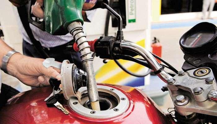 पेट्रोलच्या दरात आज पुन्हा वाढ, नांदेडमध्ये सर्वाधिक दर