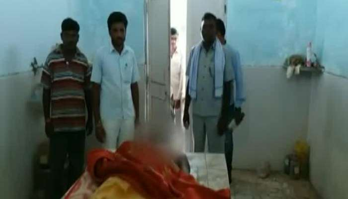 Nanded Mahur Village Accused Killed Minor Girls Father For Complaint Of Harrashment