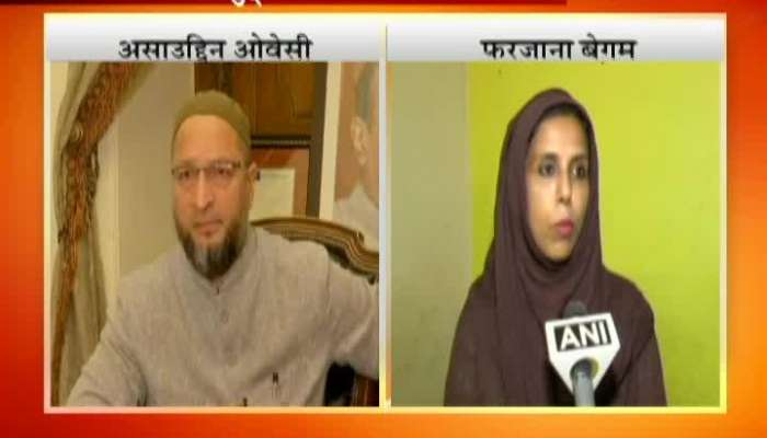 Asaudin Owasis Oppose Tripple Talaq Decision And Womens Welcome Decisions