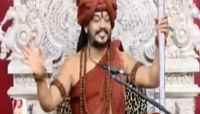 i will made cow who speaking tamil and sanskrit says swami nithyananda