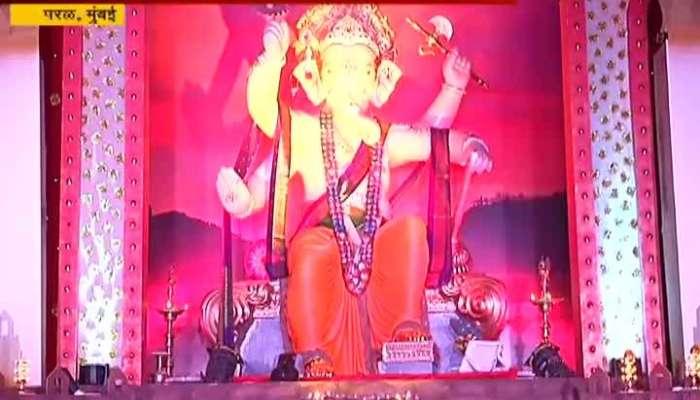 Mumbai Make in India at Parel Ganpati