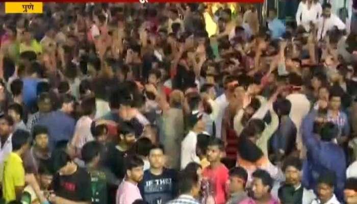Pune Banned On DJ Get Benefit To Dhol,Tasha For Ganpati Immersion Demand