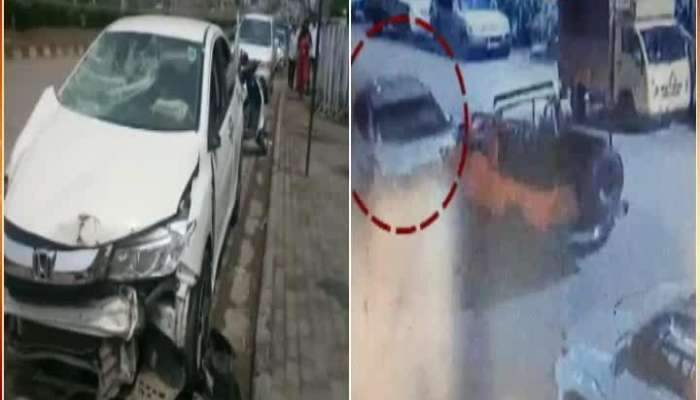 Pune Six Dead In Honda City Car Accident Police Arrest Pune Palika_s Officer Son Saurabh Jasud In Drink And Drive Case.