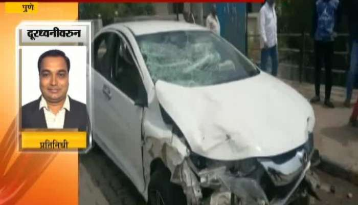 Preview for Pune Three Dead In Honda City Car Accident