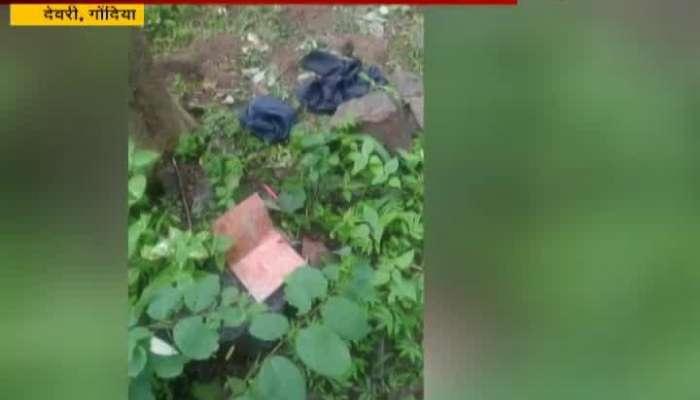 Gondiya Devari Police And Naxal Encounter No Casulity Claimed Update