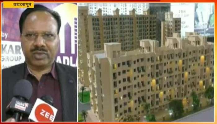 Badlapur Property Expo Begins