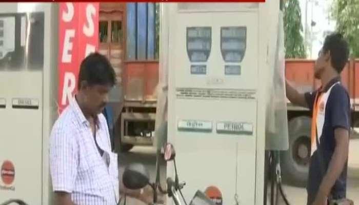 Disel Getting Stedy Where Petrol Still Rising