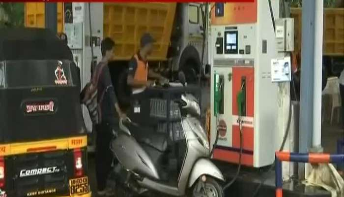 Fuel Price Hike Petrol Nearing Rs 90 Rs Litre In Mumbai