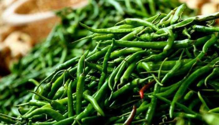 हिरव्या मिरच्या खाणाऱ्यांना होतात 'हे' फायदे
