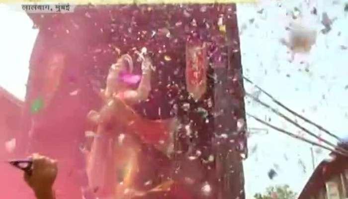 Girgaon Sukhkarta Pudchya Varshi Lavkar Ya Aakhi Chandanwadi Ganpati