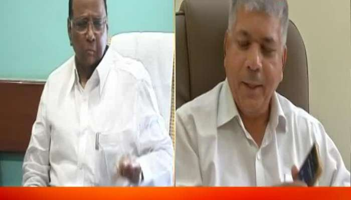 Prakash Ambedkar Criticise Sharad Pawar And Raffel Deal