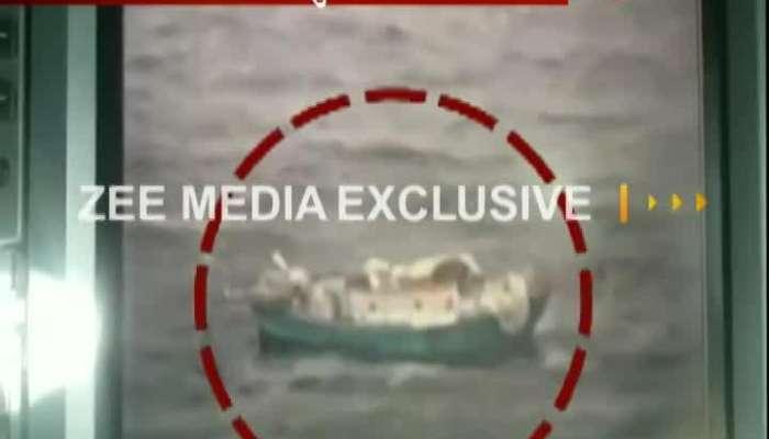 French Boat Saved Injured Abhilash Tommy.