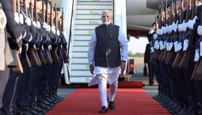 नोबल शांती पुरस्कारासाठी पंतप्रधान नरेंद्र मोदींच्या नावाची शिफारस