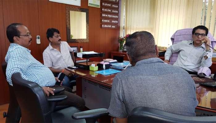 कोकण रेल्वे कामगारांना भारतीय रेल्वेप्रमाणे बोनस देण्याचे आश्वासन