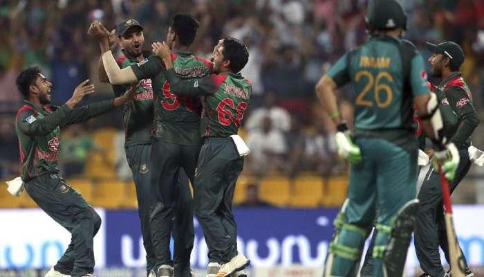 'आशिया कप'मधून पाकिस्तान बाहेर, फायनलमध्ये भिडणार भारत -  बांग्लादेश