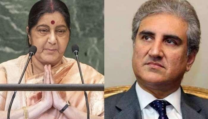 पाकिस्तानकडून दहशतवाद्यांना खतपाणी - सुषमा स्वराज