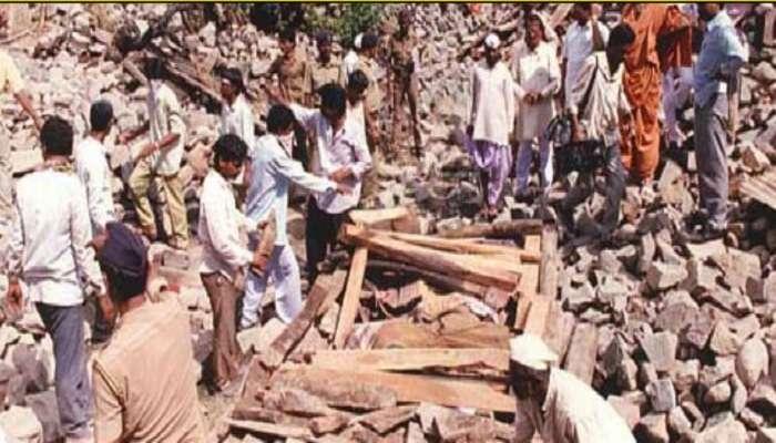 किल्लारी महाप्रलंयकारी भूकंपाला 25 वर्षे पूर्ण..मुख्यमंत्री, पवार एका व्यासपीठावर