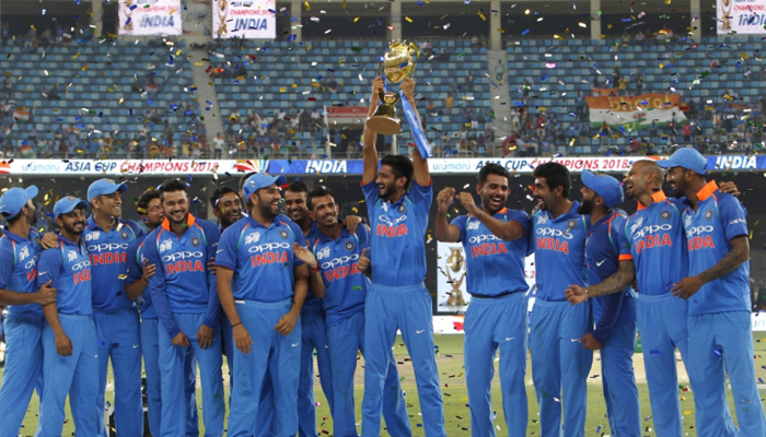 आयसीसी वनडे रँकिंगमध्ये भारतीय खेळाडूंची मोठी झेप