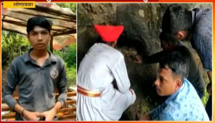 Lonavala In Tikona Fort Found Ancient Caves