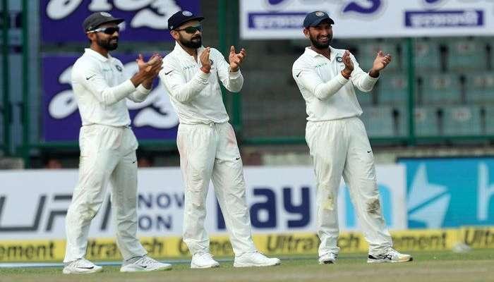 भारताचा टॉस जिंकत फलंदाजीचा निर्णय, पृथ्वी शॉचा टेस्टमध्ये डेब्यू
