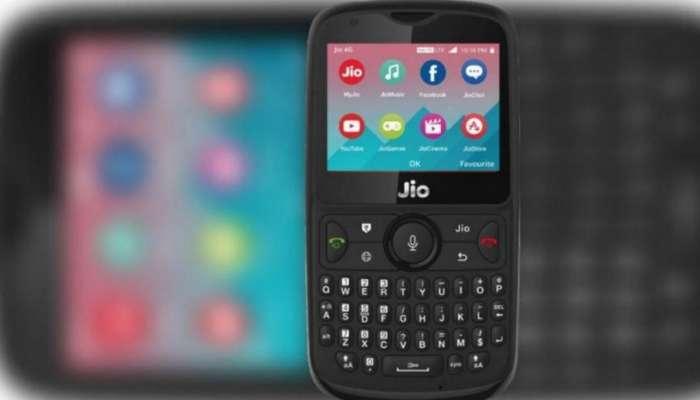 जियो फोन 2 च्या सेलला सुरुवात..मिळतोय इतका कॅशबॅक