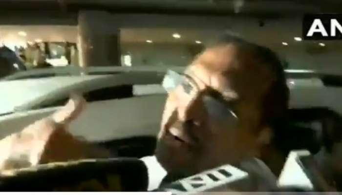 VIDEO : तनुश्रीच्या आरोपांवर नाना म्हणतात, आता जे....