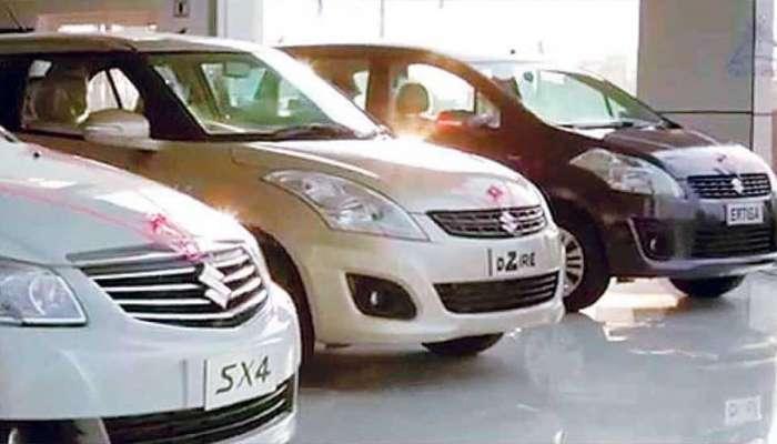 'मारुती'ची फेस्टिव सिझन ऑफर, गाड्यांवर 1.85 लाखांपर्यंत सूट