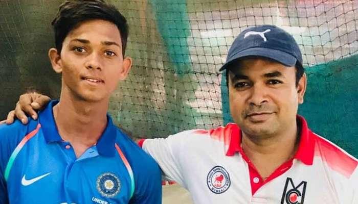 अंडर-१९ आशिया कप : पाणी पुरी विकणारा यशस्वी 'मॅन ऑफ द टुर्नामेंट'