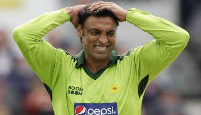 शोएब अख्तरला क्रिकेट फॅन्सनं करून दिली सचिनची आठवण!