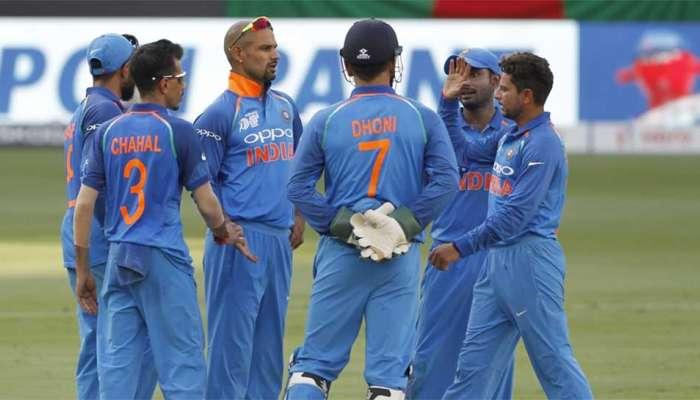 वेस्ट इंडिजविरुद्धच्या वनडे सीरिजसाठी भारतीय टीमची घोषणा