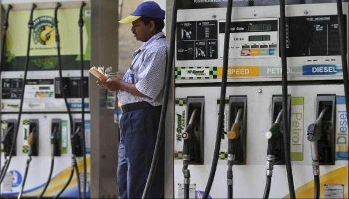 पेट्रोल-डिझेलचे दर पुन्हा वाढले