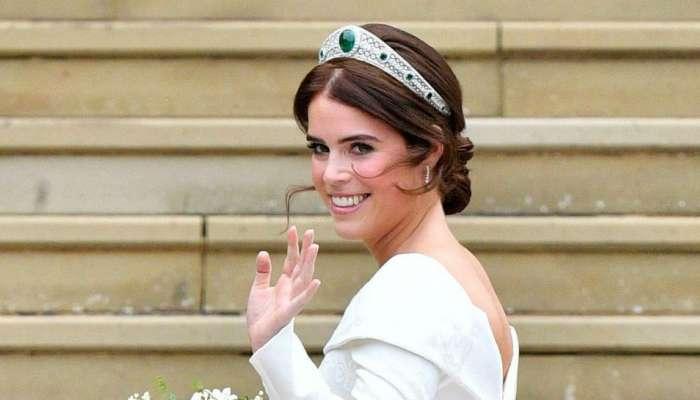 ... म्हणून 'प्रिन्सेस ऑफ यॉर्क'च्या शाही विवाहसोहळ्यातील गाऊन ठरला खास