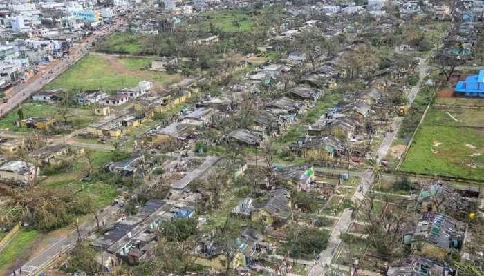 'तितली'नंतर पाऊस आणि भूस्खलन ओडिशात संकट, 12 लोकांचा मृत्यू