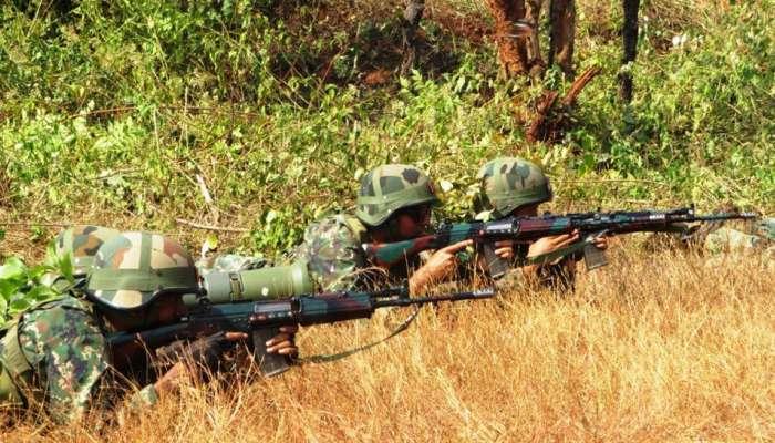 पाकिस्तानकडून भारतीय लष्कराच्या चौक्यांवर गोळीबार